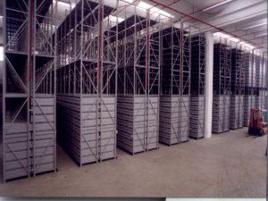 Scaffalatura M5 ferall racks 13