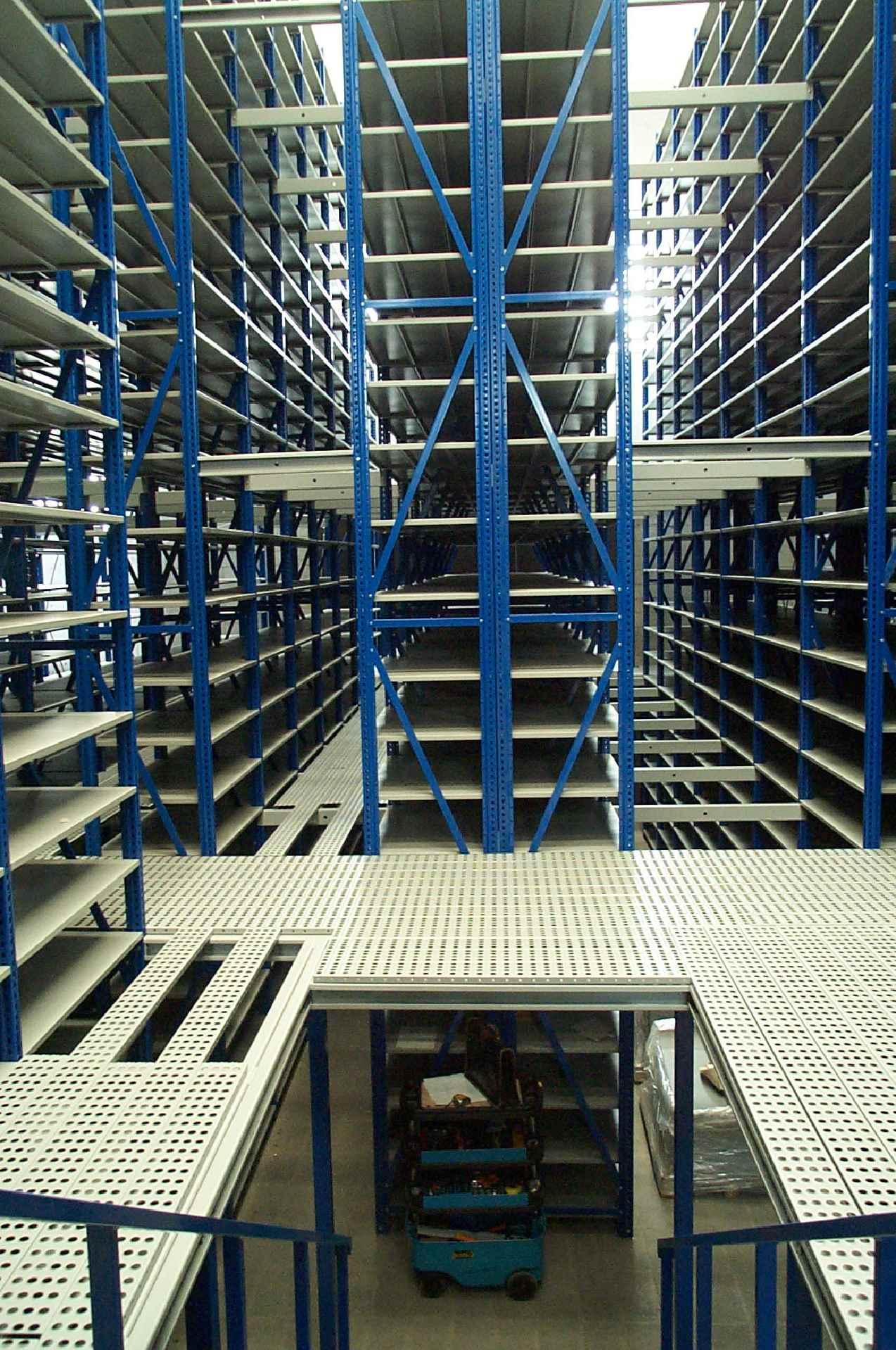 Scaffalatura M5 ferall racks 14